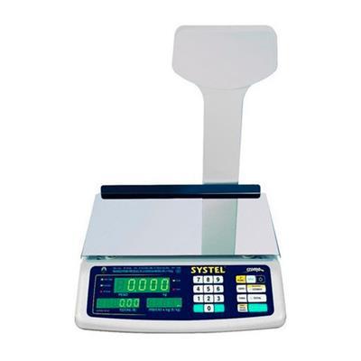 Balanza Electrónica Croma 31 Kg