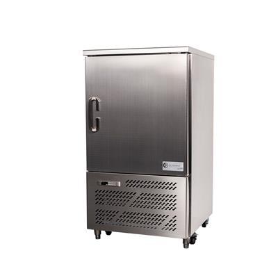 Abatidor 10 Bandejas -35°C - Acero Inox 304