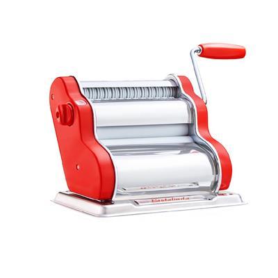 Pastalinda - Maquina Manual para hacer pasta - Roja