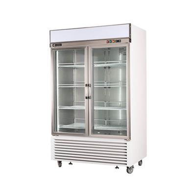 Freezer Vertical Exhibidor ITALY 2 Puertas Vidrio 980 Lts.