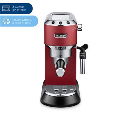 Cafetera Espresso Dedica Roja